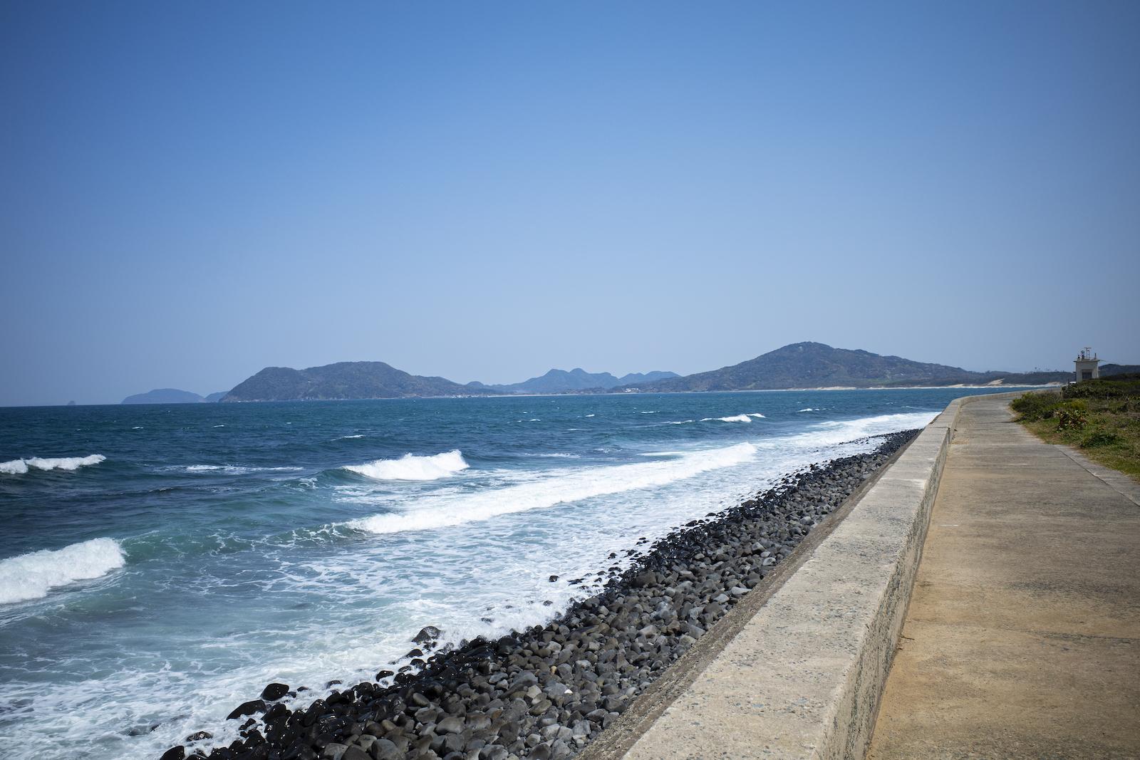 糸島の自然の中で英気を養う